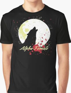 Alpha Female Graphic T-Shirt