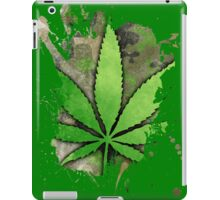 Weed Leaf iPad Case/Skin