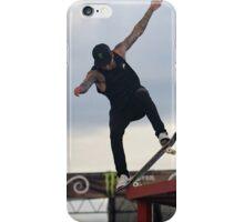 Nyjah Huston iPhone Case/Skin