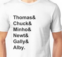 The Gladers A Unisex T-Shirt
