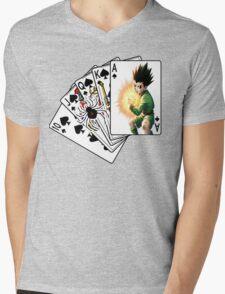 hunter x hunter gon Mens V-Neck T-Shirt