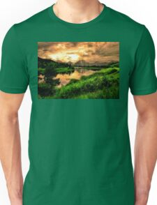 Ox Bow Bend Unisex T-Shirt