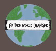 Future World Changer One Piece - Short Sleeve