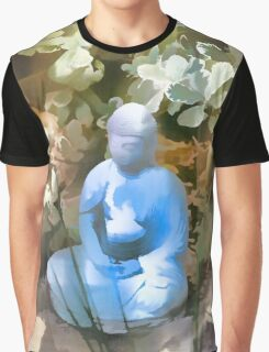 Buddha 3 Graphic T-Shirt