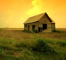 Prairie Home Card by JohncardSmith