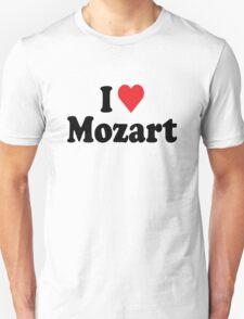 I Heart Love Mozart T-Shirt