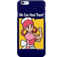 We Can Heal Them! iPhone Case/Skin
