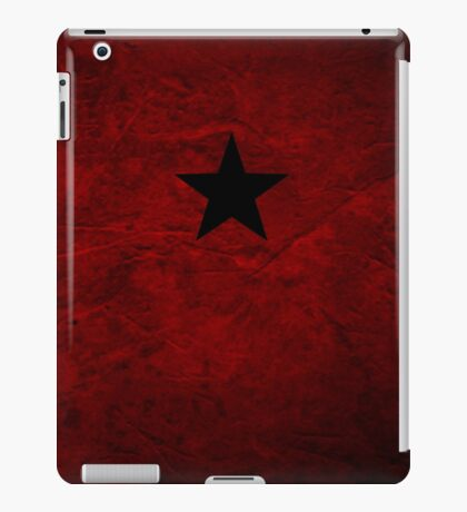 Captain America: Civil War - Soviet Manual Print iPad Case/Skin