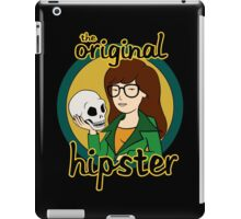 The Original Hipster iPad Case/Skin
