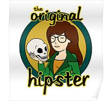 The Original Hipster Poster