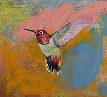 Ruby Hummer by Michael Creese