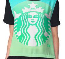 Starbucks Ethereal  Chiffon Top
