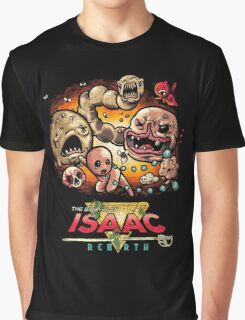 The Binding of Isaac Graphic T-Shirt