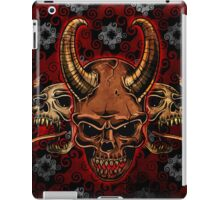 Evil Skulls iPad Case/Skin