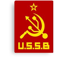 USSB - CCCP Plug and play Canvas Print