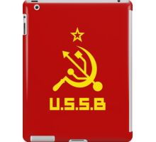 USSB - CCCP Plug and play iPad Case/Skin