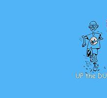 Up Dublin (the DUBS) by Declan Carr