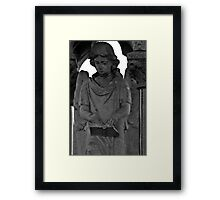The Angel No. 1 Framed Print