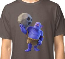 Bowler Clash of Clans Classic T-Shirt