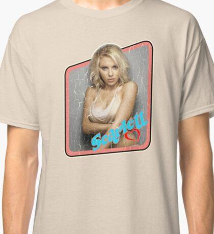 Scarlett  Classic T-Shirt