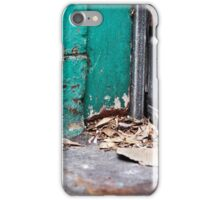 { Corners: where the walls meet #01 } iPhone Case/Skin