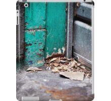{ Corners: where the walls meet #01 } iPad Case/Skin