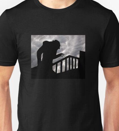 Nosferatu - Creeping vampire Unisex T-Shirt