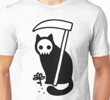 Grim Kitty Unisex T-Shirt