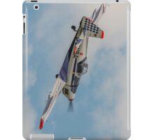 Zlin 526 'The Blue Baron' iPad Case/Skin