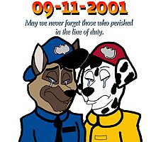 September 11, 2001 Tribute by madmanmike1980