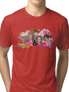 Princesses mugshots Tri-blend T-Shirt