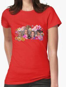 Princesses mugshots Womens Fitted T-Shirt