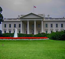 White House by boogeyman