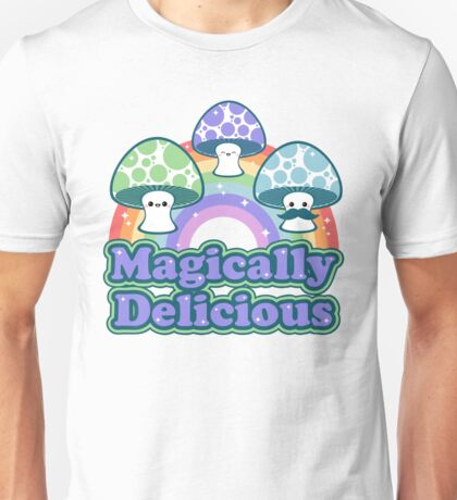 Delicious Mushrooms T-Shirt