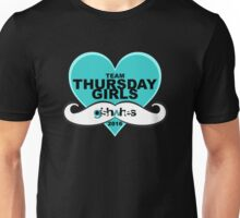 Thursday Girls GISHWHES Shtuff Unisex T-Shirt