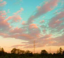Dawn sky – 2 Sticker