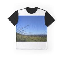 Deep blue skies – Surrey Hills Graphic T-Shirt