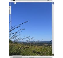 Deep blue skies – Surrey Hills iPad Case/Skin