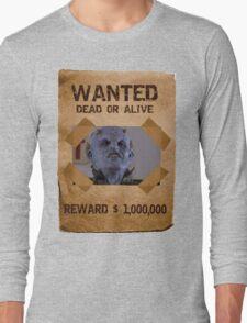 Buffy The Judge Wanted Long Sleeve T-Shirt