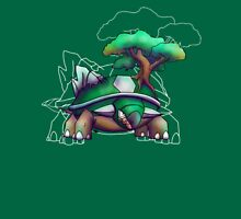 Earth Turtle Unisex T-Shirt