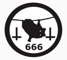 "Satan ""The Small"" Kids Tee"