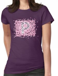 p-ink Womens Fitted T-Shirt