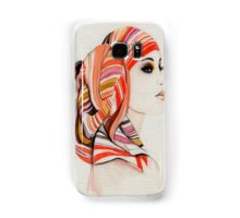 Aroma of Colour Samsung Galaxy Case/Skin