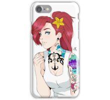 Rebel Ariel  iPhone Case/Skin