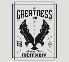 Greatness by Doug Rodriguez