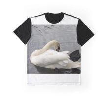 Gemima swan paddle Graphic T-Shirt