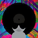 Funky Vinyl Records - Music Art by Denis Marsili - DDTK