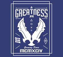 Greatness (white version) T-Shirt