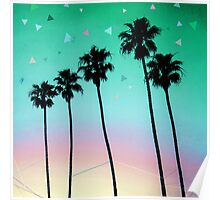 Palm Trees 4 Poster