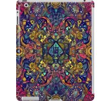 Psychedelic Indian Trance iPad Case/Skin